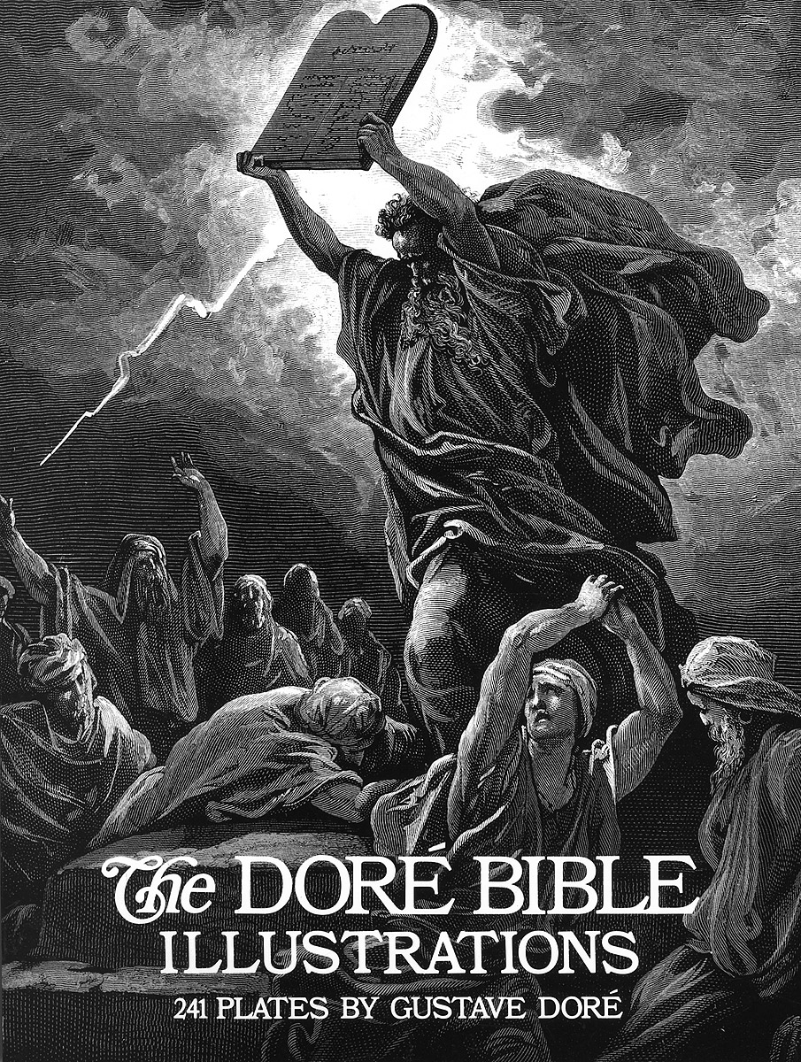 The Dore Bible Illustrations the holy bible king james version
