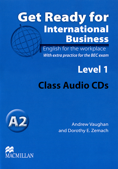 Get Ready for International Business A2: Level 1 (аудиокурс на 2 CD)