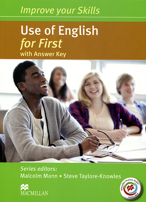 Use of English for First: Student's Book with Answer Key