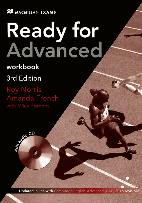 Ready for Advanced: Workbook (+ CD) get ready for business preparing for work student book 1