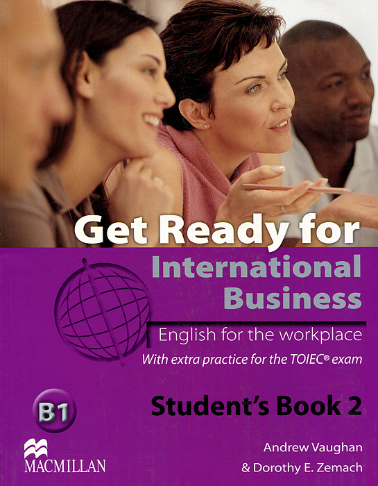 Get Ready for International Business B1: Level 2: Student's Book get ready for business preparing for work student book 2