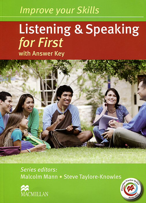 Listening & Speaking for First with Answer Key (+ 2CD-ROM)