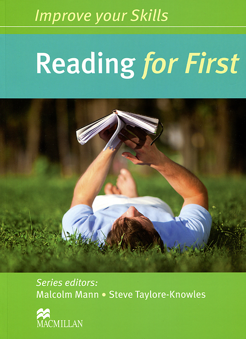 Reading for First: Student's Book driscoll l cambridge english skills real reading 3 with answers