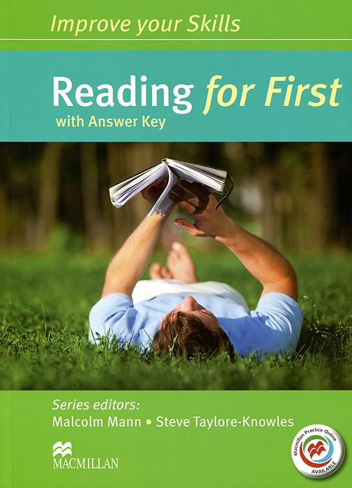 Improve Your Skills: Reading for First: Student's Book (+ Key and MPO Pack) williams a research improve your reading and referencing skills b2