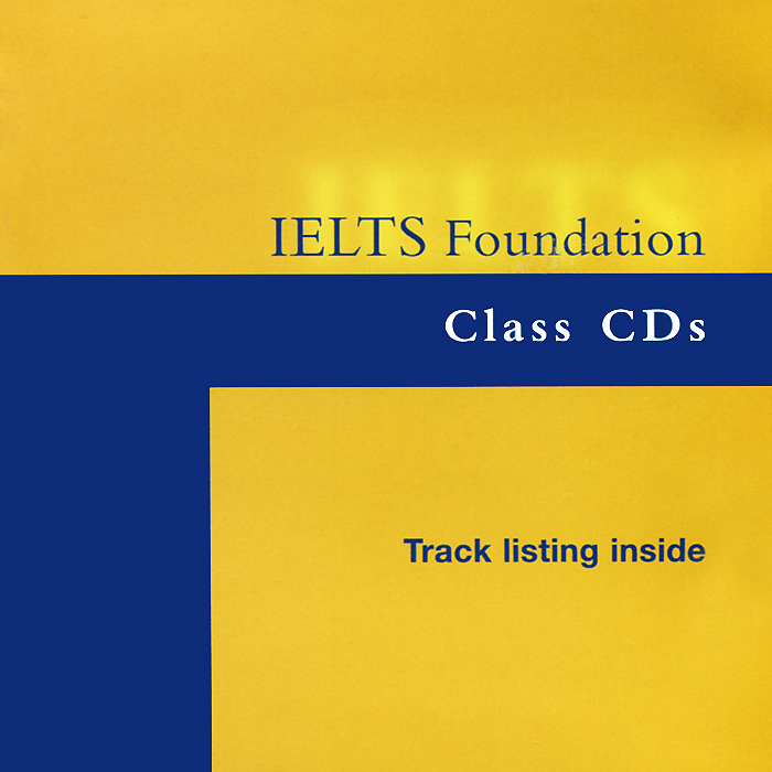 IELTS Foundation: Class CDs (аудиокурс на 2 CD) compact first for schools class audio cds аудиокурс на 2 cd