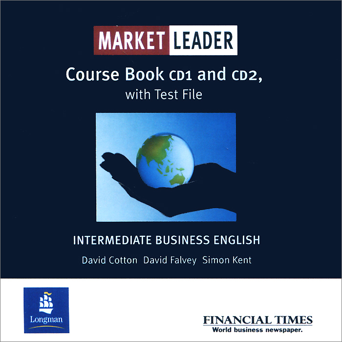 Market Leader: Intermediate: Course Book with Test File (аудиокурс на 2 CD) mackie g link intermediate wook book