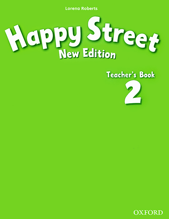 Happy Street 2: Teacher's Book a little course in knitting