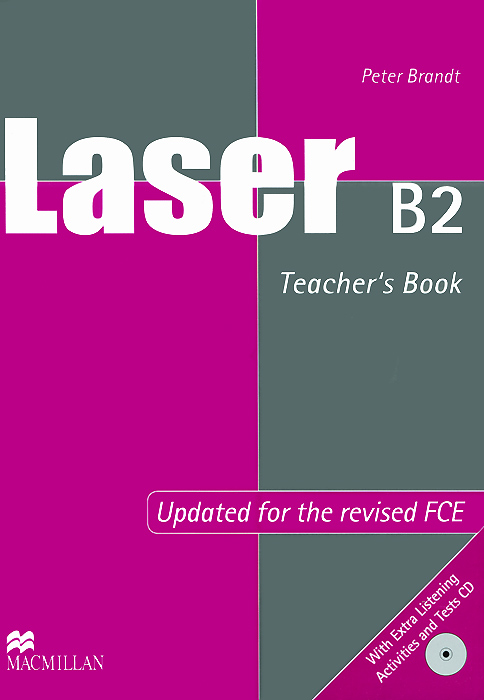 Laser B2: Teacher's Book (+ 2 CD-ROM) laser b2 workbook key cd