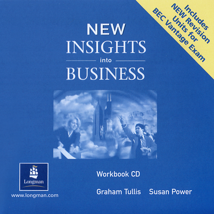 New Insights into Business: Workbook (аудиокурс CD) a new lease of death