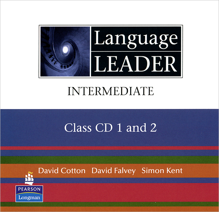 Language Leader: Intermadiate: Class CD 1 and 2 (аудиокурс на 2 CD) fitnes leader 120x200