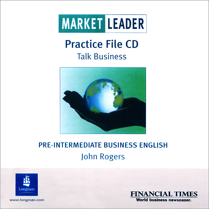 Market Leader: Pre-Intermediate: Practice File (аудиокурс CD)
