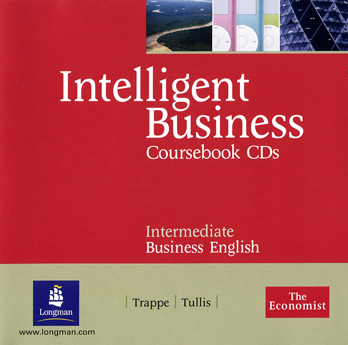 Intelligent Business: Intermediate: Coursebook CDs (аудиокурс на 2 CD)
