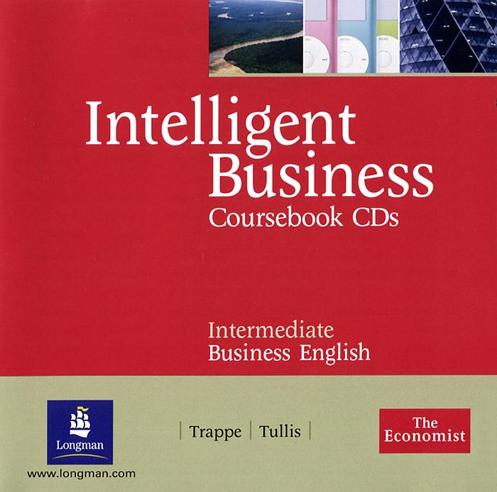 купить Intelligent Business: Intermediate: Coursebook CDs (аудиокурс на 2 CD) дешево