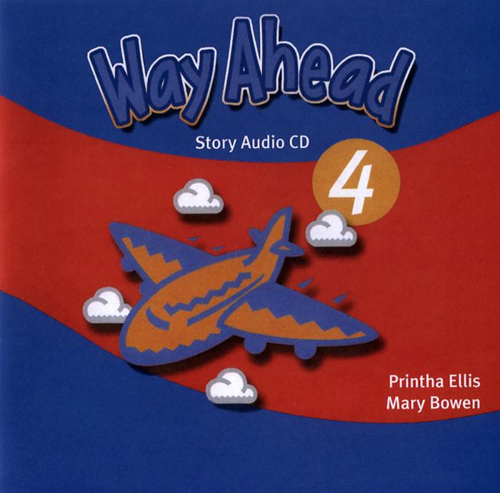 Way Ahead 4: Story Audio CD (аудиокнига CD) new step ahead 3 wb audio cd