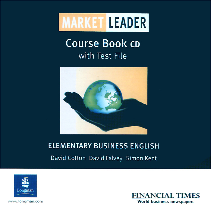 Market Leader: Elementary: Course Book with Test File (аудиокурс CD) [market leader pre intermediate business english course