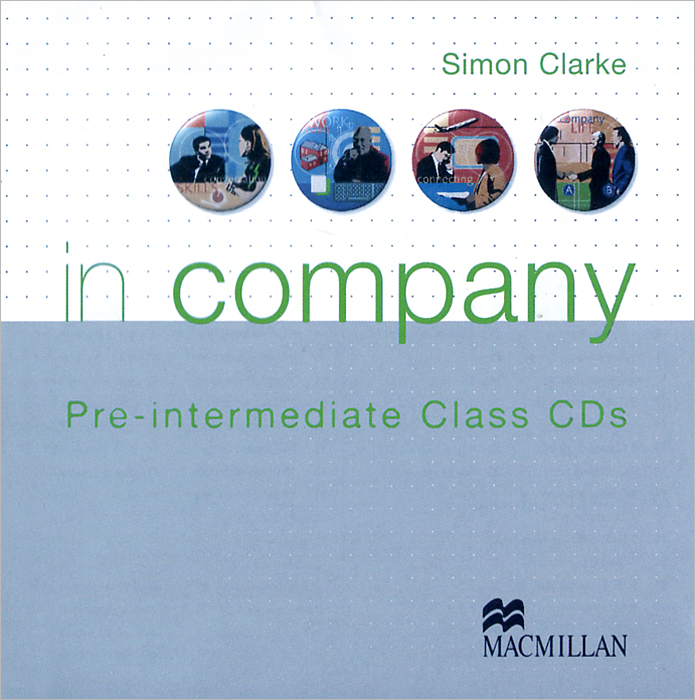 In Company: Pre-intermediate (аудиокурс на 2 CD)