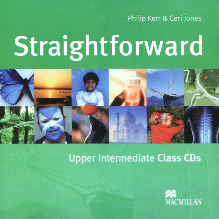 Straightforward: Upper Intermediate: Class CDs (аудиокурс на 2 CD) купить