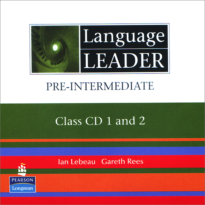 Language Leader: Pre-Intermediate: Class CDs (аудиокурс на 2 CD) times newspaper reading course of intermediate chinese 1 комплект из 2 книг