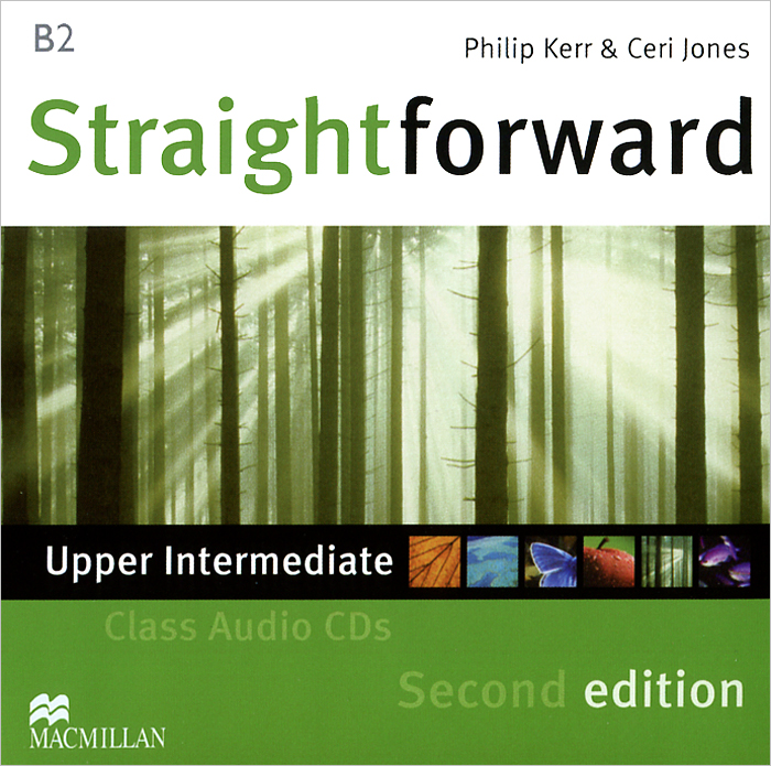 Straightforward: Upper Intermediate: Class Audio CDs (аудиокурс на 2 CD) cutting edge upper intermediate active teach аудиокурс на cd rom