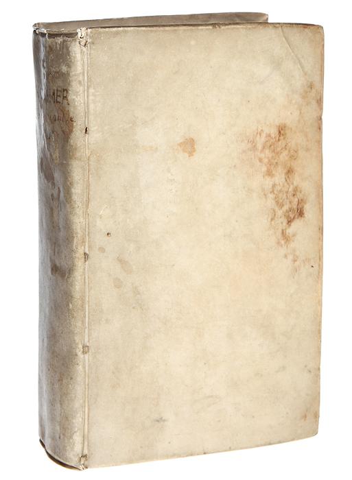 Описание Нидерландовг-0052Редкость! Издание 1737 года с 62-мя оригинальными гравюрами на дереве. Харлем, Нидерланды, издатель Joannes Marshoorn. Старинный владельческий переплет. Сохранность хорошая. Размер гравюр 23 х 19 см. Данная книга, опубликованная в Харлеме в 1737 году, является одним из важнейших источников информации о Нидерландах 16-го века. Издание не подлежит вывозу за пределы Российской Федерации.