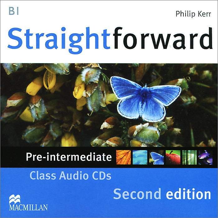 Straightforward: Pre-Intermediate: Class Audio CDs (аудиокурс на 2 CD) купить