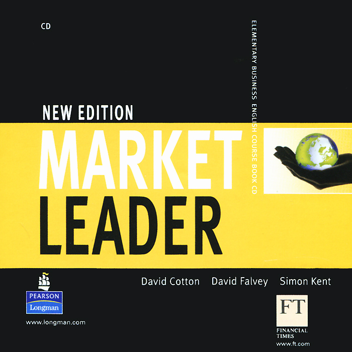 Market Leader: Elementary: Course Book (аудиокурс CD) market leader elementary practice file аудиокурс cd