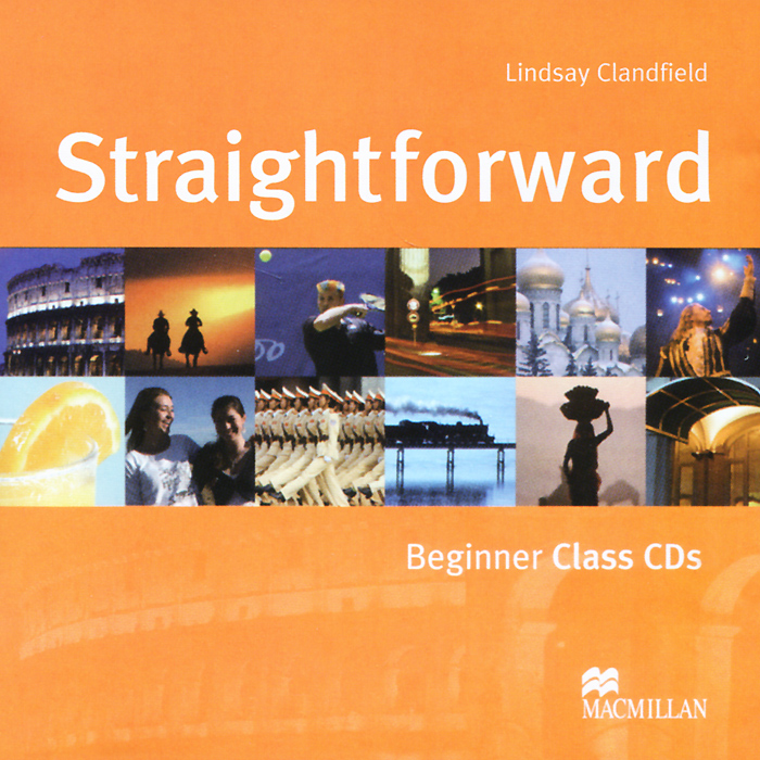 Straightforward: Beginner: Class CDs (аудиокурс на 2 CD) kerr ph jones c straightforward 2ed int class audio cds