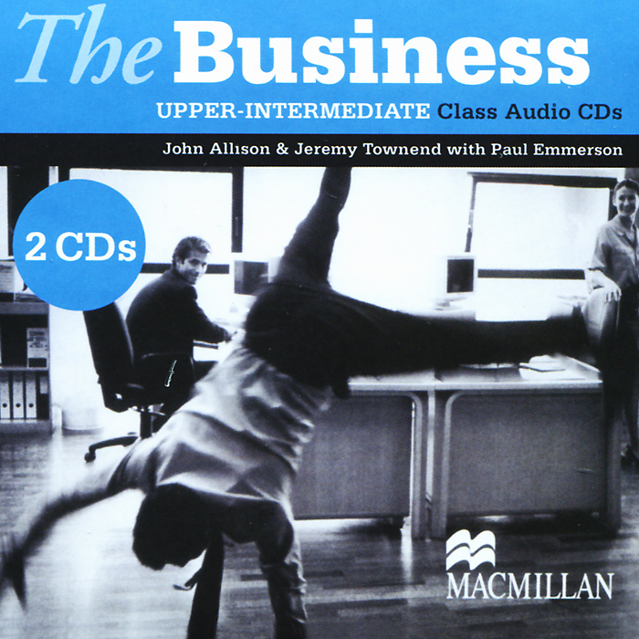 The Business: Upper-Intermediate: Class CDs (аудиокурс на 2 CD) soars l new headway upper intermediate class audio cds 4th edition