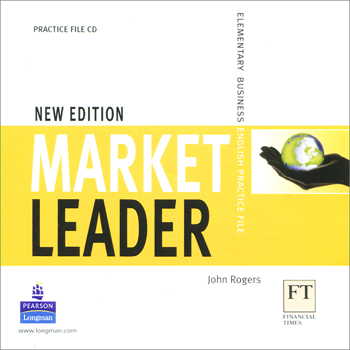 Market Leader: Elementary: Practice File (аудиокурс CD) language leader elementary class cd аудиокурс на 2 cd