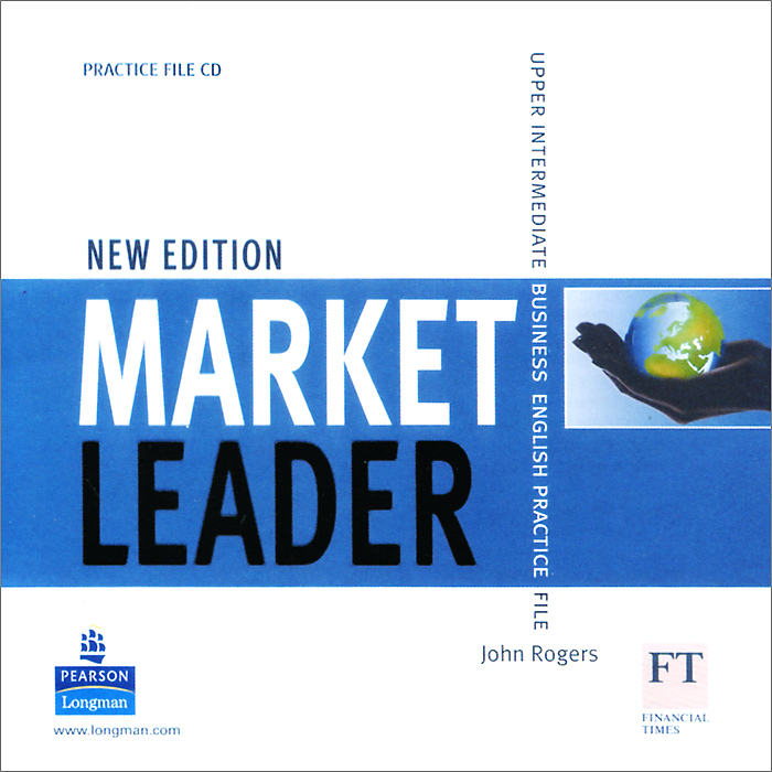 Market Leader: Upper Intermediate Business English Practice File (аудиокурс CD) new english file upper intermediate workbook cd rom