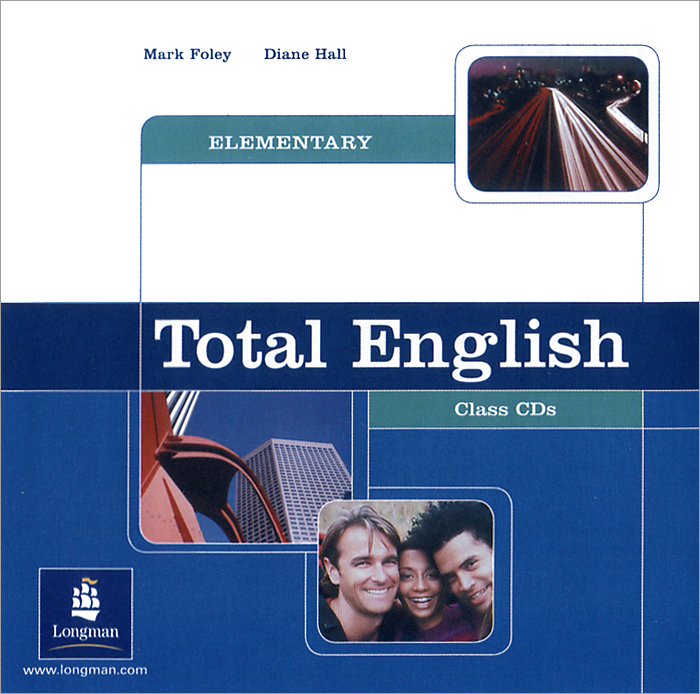 Total English: Elementary (аудиокурс на 2 CD) global elementary coursebook with eworkbook pack