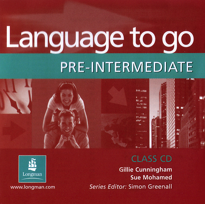 Language to Go: Pre-Intermediate (аудиокурс CD) cunningham s new cutting edge intermediate students book cd rom with video mini dictionary