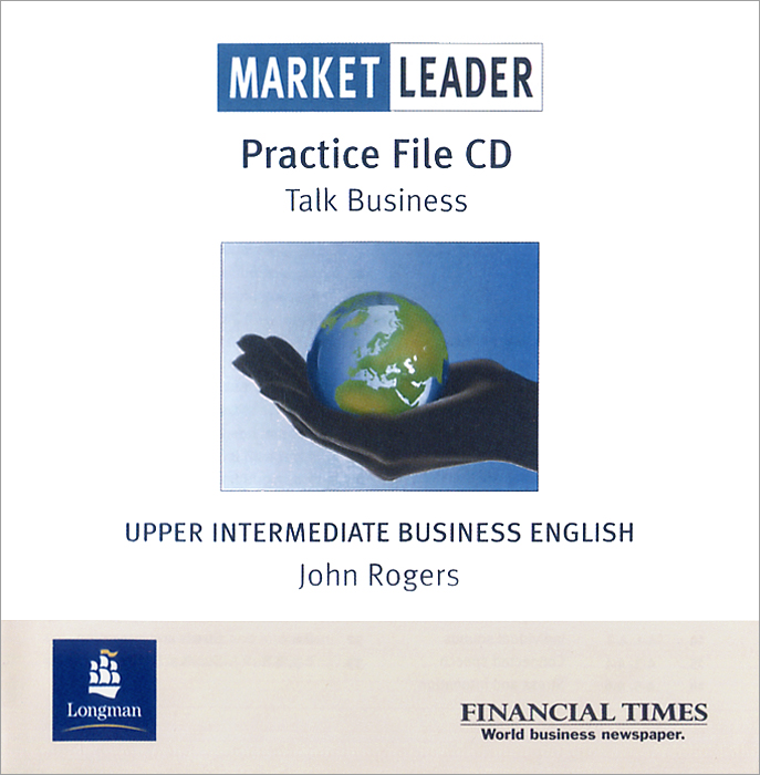 Market Leader: Upper Intermediate Business English: Practice File (аудиокурс CD) market leader advanced business english practise file аудиокурс cd