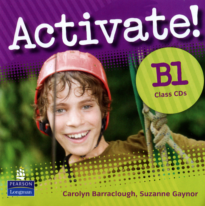 Activate! B1: Class CDs (аудиокурс на 2 CD) super safari level 2 class audio cds 2
