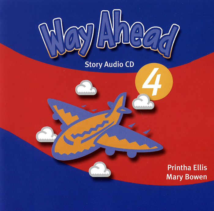 Way Ahead 4: Story Audio CD (аудиокнига CD)