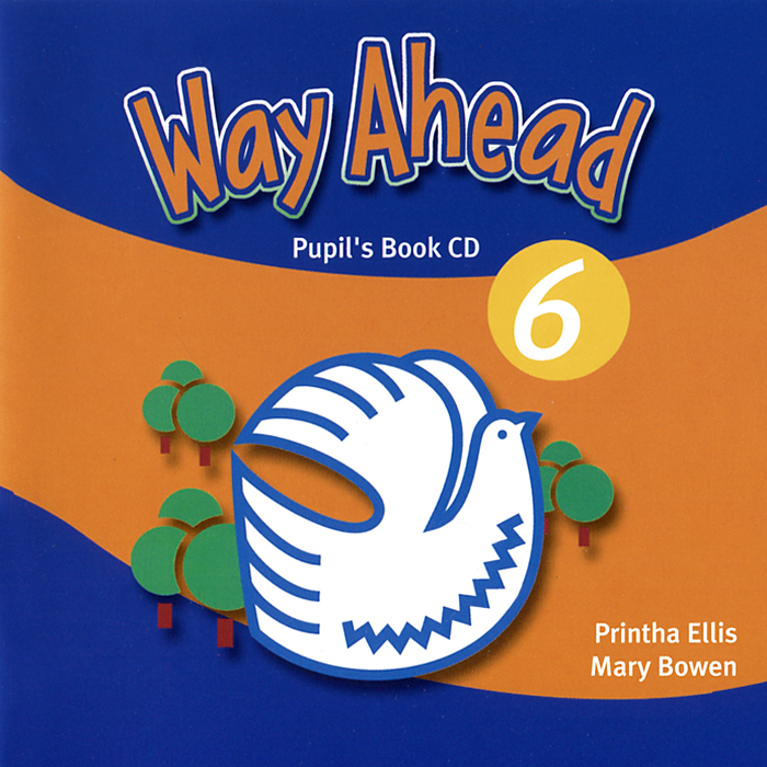 Way Ahead 6: Pupil's Book (аудиокурс CD)