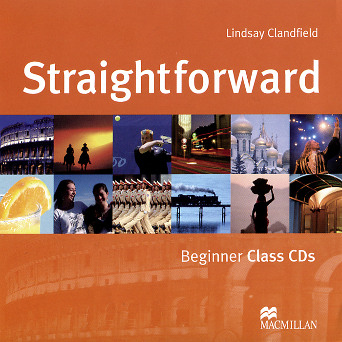 Straightforward: Beginner: Class CDs (аудиокурс на 2 CD) купить