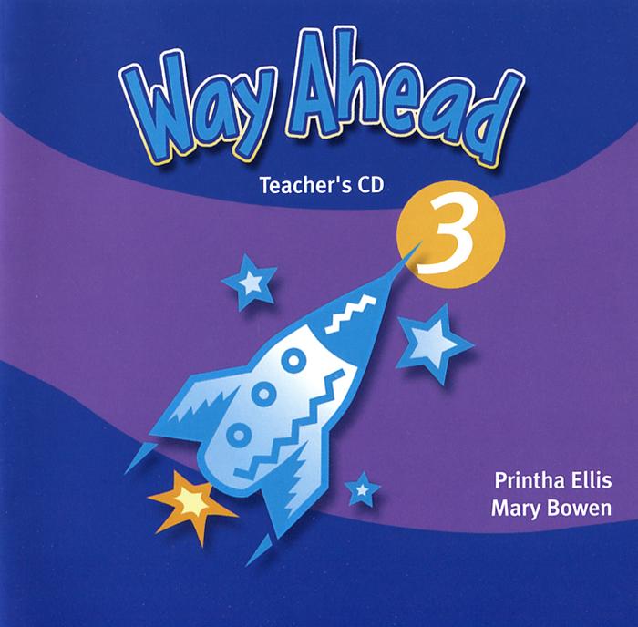 Way Ahead 3: Teacher's Book (аудиокурс CD)