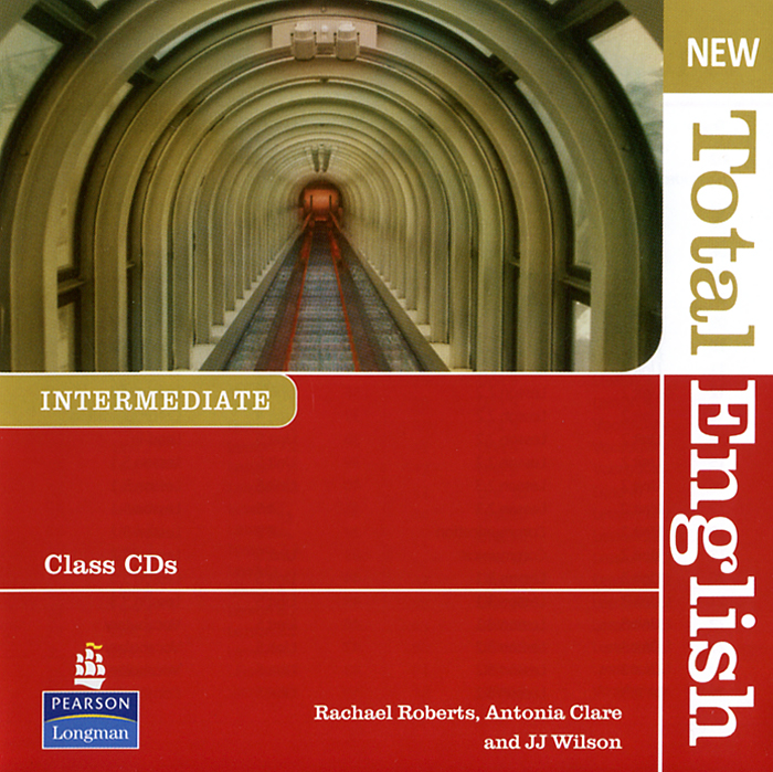 New Total English: Intermediate: Class CDs (аудиокурс на 2 CD) total english intermediate workbook cd rom