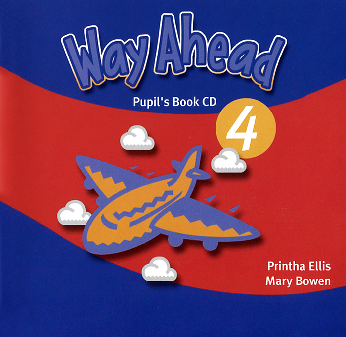Way Ahead 4: Pupil's book (аудиокурс CD) bowen m way ahead 3 pupil s book with cd rom new edition