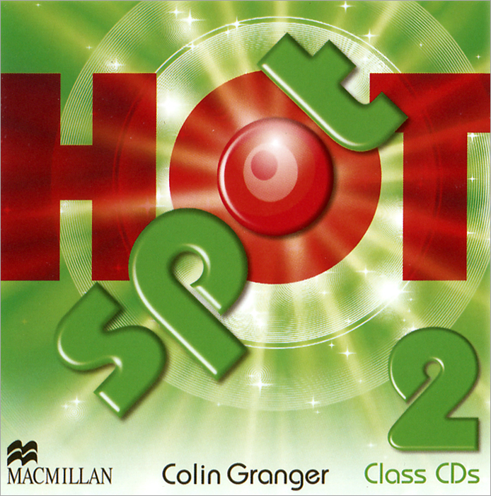 Hot Spot 2: Class CDs (аудиокурс на 2 CD) cosmic level b1 class cds аудиокурс на 2 cd