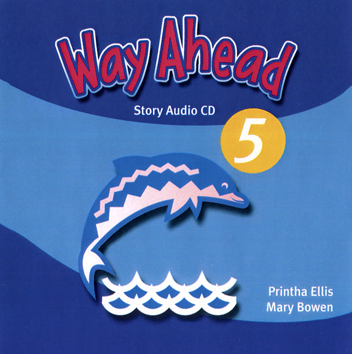 Way Ahead 5: Story Audio CD (аудиокурс CD) new step ahead 3 wb audio cd