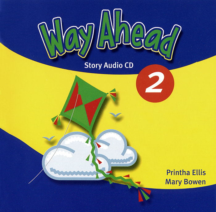 Way Ahead 2: Story Audio CD (аудиокнига CD) new step ahead 3 wb audio cd