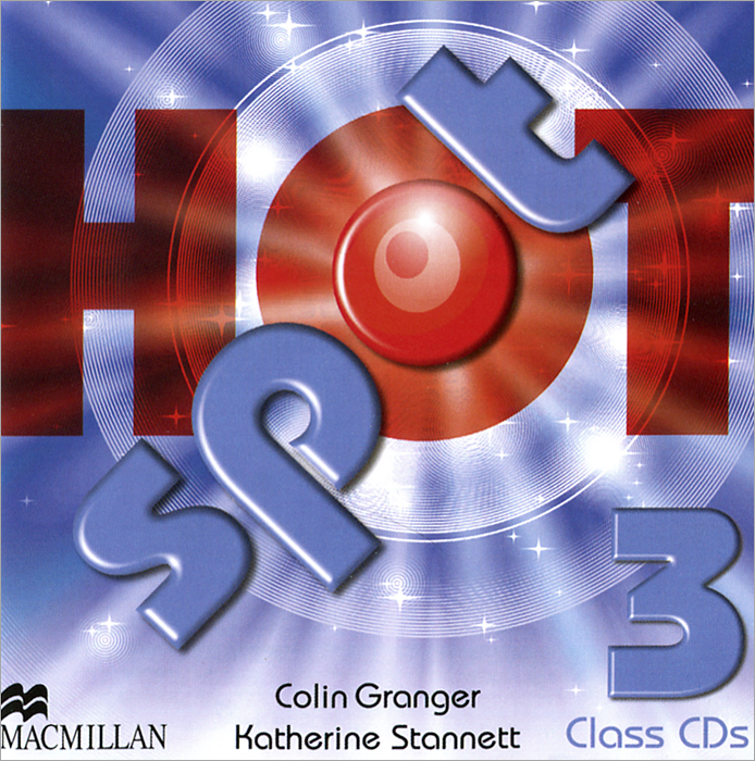 Hot Spot 3: Class CDs (аудиокурс на 2 CD) teenagers and their counseling needs