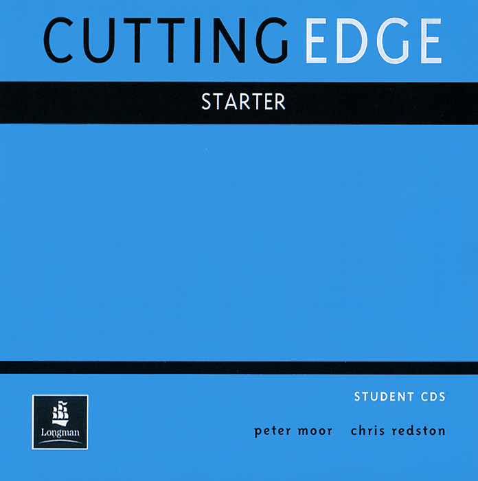 Cutting Edge: Starter: Student CDs (аудиокурс на 2 CD) usa znse co2 laser focus lens dia 25 4mm fl38 1mm for cnc cutting machine