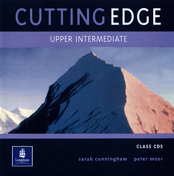 Cutting Edge: Upper Intermediate: Class CDs (аудиокурс на 2 CD) cutting edge intermediate dvd rom