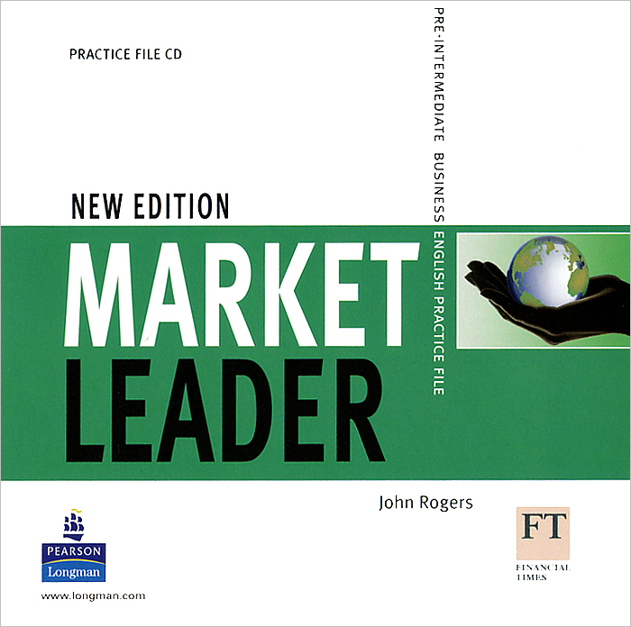 Market Leader: Pre-intermediate: Business English Practice File (аудиокурс CD) market leader pre intermediate business english course book cd rom cd