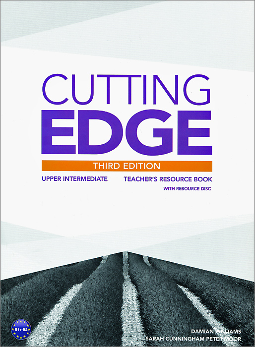 Cutting Edge: Upper-Intermediate: Teacher's Resource Book (+ CD-ROM) mackie g link intermediate wook book
