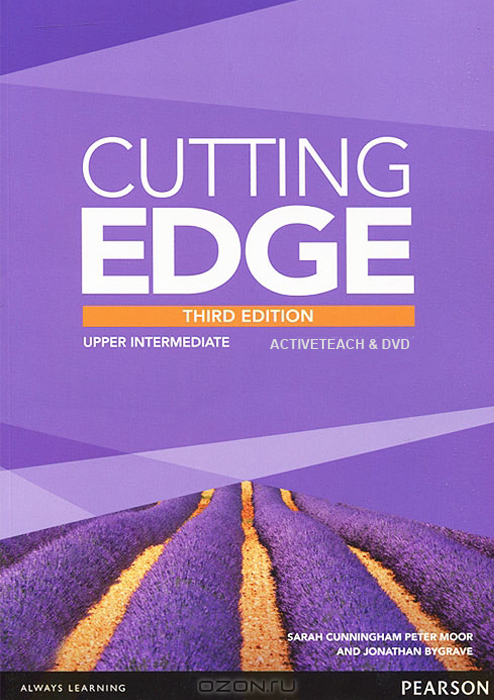 Cutting Edge: Upper Intermediate: Active Teach (аудиокурс на CD-ROM) new cutting edge pre intermediate students book with mini dictionary cd rom
