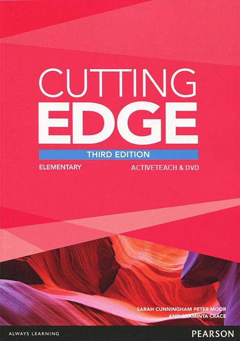 Cutting Edge: Elementary: Active Teach (аудиокурс на CD-ROM)
